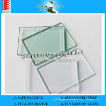 1.5-3mm Clear Sheet Glass with AS/NZS 2208