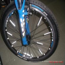 Preiswertes förderndes neues reflektierendes Fahrrad sprach Zubehör für Dekoration