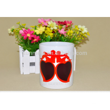 sublimation coated mug on sale. manufacturer for colour change magic mug