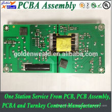 Electronics PCBA Fabricant, PCBA Assemblée, fabricant de montage de carte PCB mainboard pcba