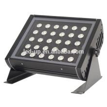 RGB DMX512 lâmpada de inundação do diodo emissor de luz