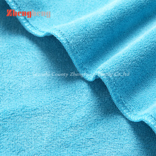 Sanding Weft Knitting Towel