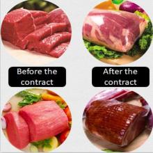 PVDC shrink packaging Bag For Freezer Meat