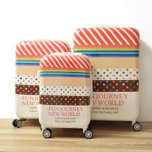 Printed Pattern Trolley Luggage, Trolley Luggage Bag, Hand Luggage Trolley
