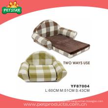 Sofa Bed Luxury Pet Dog Beds (YF87004)