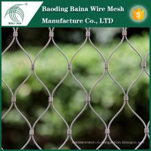 Металлическая проволочная сетка из нержавеющей стали