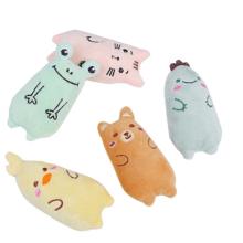 Ankunft auf Lager interaktives Katzenminze-Plüschspielzeug