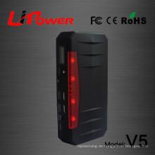 Neuer Entwurf 20000mAh 12v Li-Ionbatterie Selbstladegerät / epower Aufladeeinheit / Sprungstarter mit SOS-Taschenlampe