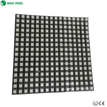 Individually addressable ws2811 ws2812b 5050 RGB flexible led panel matrix display screen 8x8 16x16 8x32 pixels P10