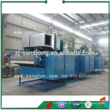 SBJ-M (F) máquina de desidratação industrial e contínua de alimentos