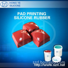 Pad printing patterns silicone rubber,rtv silicone,silicone moulds