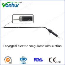 Ent Instrumentos de Laringoscopia Coagulador eléctrico laríngeo
