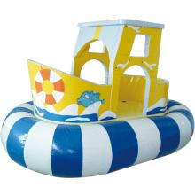 Развеселить развлечений Ocean тематические надувные электрические Swing лодка аттракционов оборудование