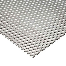 Perforated Metal Sheet Of Stainless Steel With High Quality