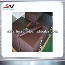 Regalo promocional especial imán flexible de PVC suave