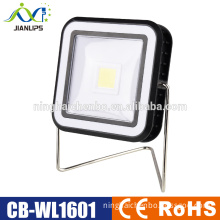 Solar Powered 3W Led Working Light Rechargeable Daily Useful Emergency Lamp 200Lumens