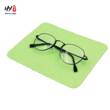 100% polyester microfiber glasses wiping cloths