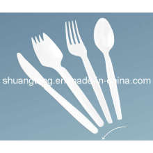 Plastic Cutlery 2.2g Spoon Knife Fork