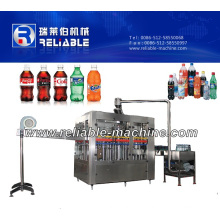 Pet Bottle Automatic Aerated Drink Filling Machine