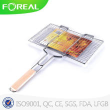 Big Folding Hamburger BBQ Net