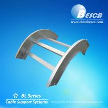 Fornecedor da bandeja de cabo da escada de alumínio de China (UL, cUL autorizado)