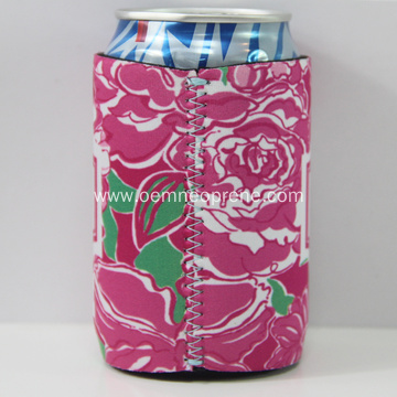 Custom printing neoprene stubby can holders for party
