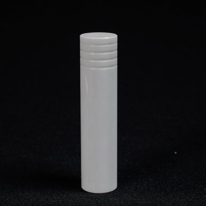 Ceramic plunger