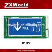 B19P7 Elevator floor indicator LCD display