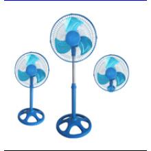 Ventilateur de support de 18 '' (3 en 1) avec 3 lames en métal