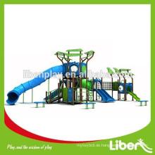 China Großhandelsgroßer Qualitäts-preiswerter Kind-im Freienspielplatz
