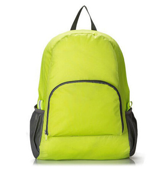 Green Foldable Travel Bag