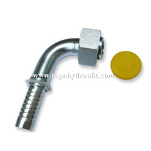 Quality Inspection for Metric Hose Fittings 20591 Parker new products hose hyd fittings export to Guyana Supplier
