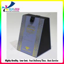 China-Hersteller Handgemachte Papier Magnetische offene Geschenkbox