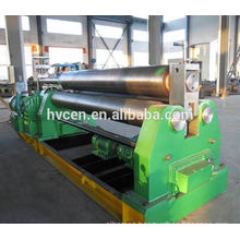 four roller machine w12-16*2500/4-roller plate rolling machine