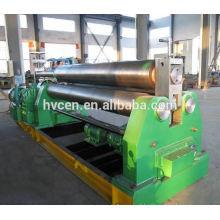 Máquina de rolos de quatro cilindros w12-16 * 2500/4-rolos