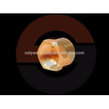 Casquillo de alta calidad de latón de la India