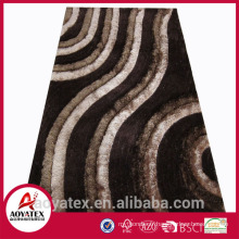 Tapis / tapis tapis shaggy 3D multi strucure Tapis / tapis tapis shaggy chinois