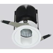 Excelente calidad de luz de techo COB LED Downlight LED