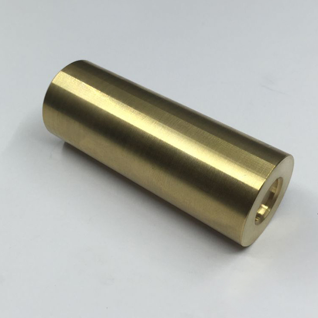 machining brass rod