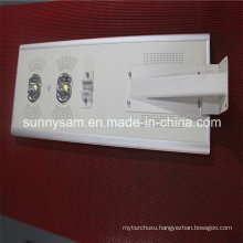 Waterproof Motion Sensor Integrated Solar LED Street Light