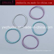 Glitter Elastische Haarbänder für Mädchen