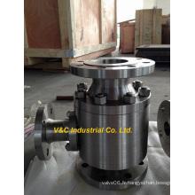 Vanne de recirculation automatique en acier au carbone