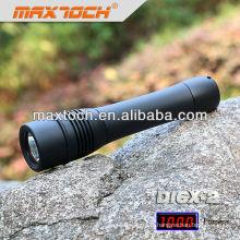 Maxtoch DI6X-2 Cree étanche plongée T6 LED lampe de poche