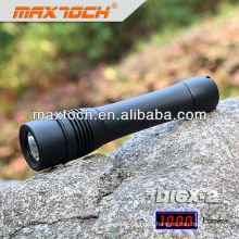 Maxtoch DI6X-2 Cree Waterproof Diving T6 LED Flashlight