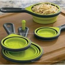 Outils de cuisine en silicone (SE-340)