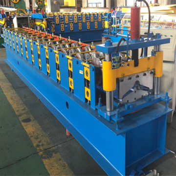 ZT312 Steel roof ridge cap roll forming machine
