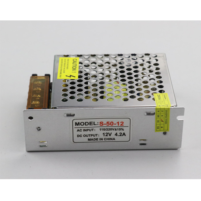 12v 4.2a power supply