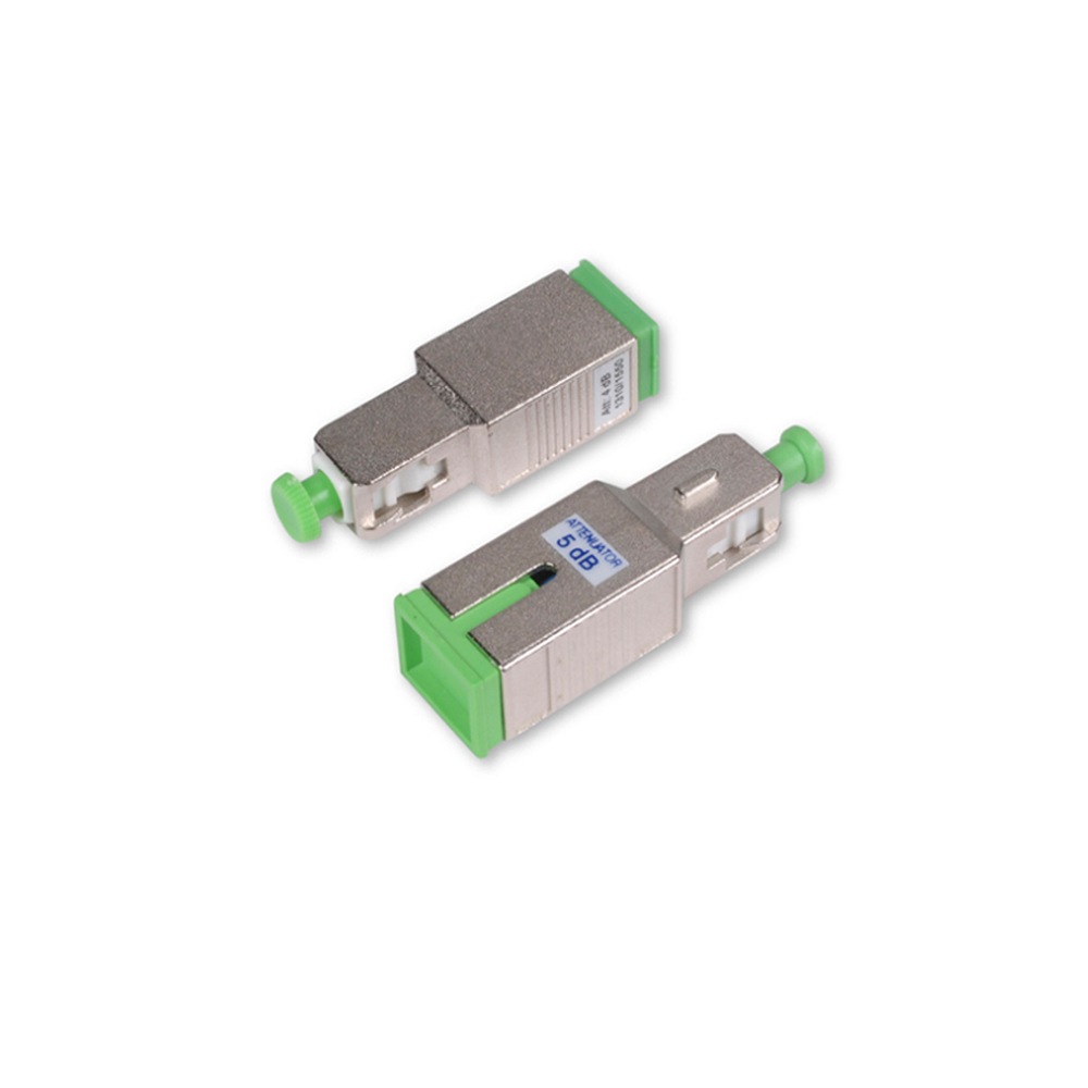1 To 30 Db Fiber Optical Attenuator