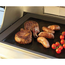 BBQ Nonstick Magic Cooking Sheet For Barbecue Reusable Grill Sheet,No Mess No Burnt