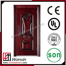 New Designs Security Steel Safety Exterior Door